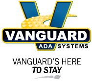 Vanguard ADA Systems Inc Retina Logo